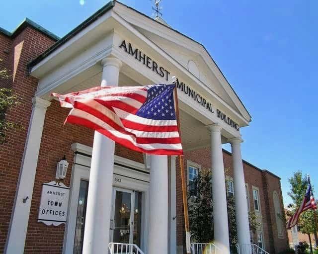 Amherst NY Town Hall